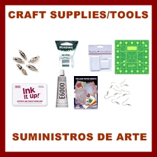 Craft Supplies and Tools